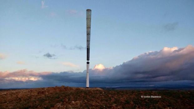 Windkraft ohne Rotoren
